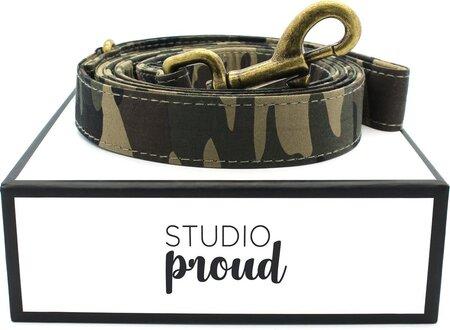 Studio Proud Hondenriem Camouflage