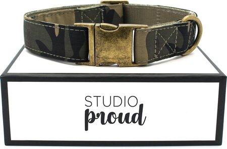 Studio Proud Halsband Camouflage